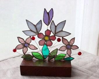 Flowery Tuffet