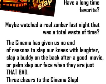 Cinema Slap