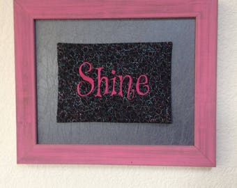 Shine, Word of the Year, Inspiration