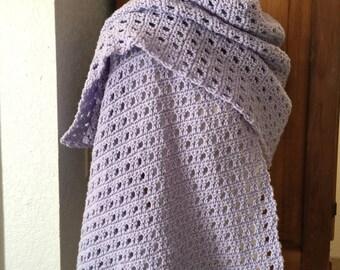 Lilac lattice wrap