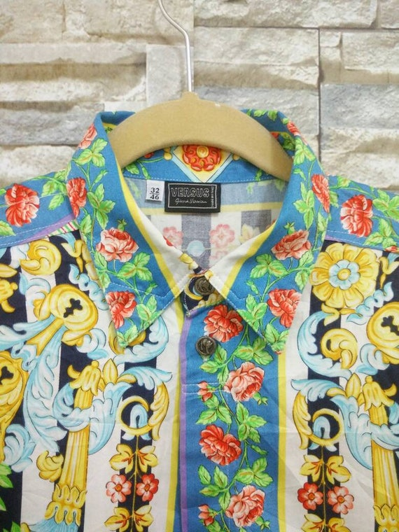 Gianni Versace Mens Dress Shirts