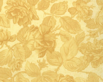 1/2 yd Paris Flea Market Floral Rose Garden by 3 Sisters for Moda Fabrics 3725 24