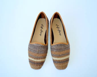 Women kilim shoes - 36 Euro size