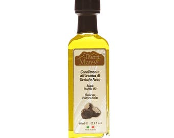 Black Truffle Oil 60ml to 250ml
