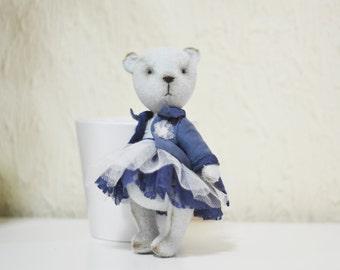 Christmas gifts - Teddy bear - Christmas - Toy - Stuffed toys - Stuffed animals - Soft toy - Stuffed bear - Collectible doll - Children toys