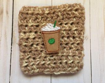 Coffee cozies, wholesale supplies, coffee cozy sleeve, crochet coffee cozy, coffee cozy feltie, cup cozy, coffee lover gift, coffee cup cozy