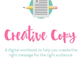 Creative Copy Ebook