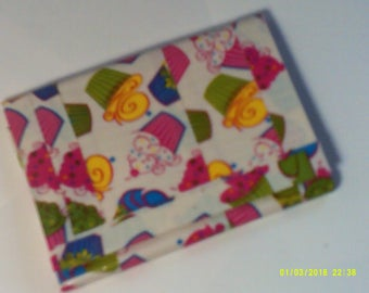 Duct tape Trifold wallet