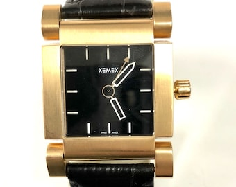 Xemex Kulluj Limited Edition 18k Yellow Gold Watch