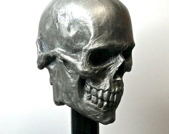 Janus Skull Cane