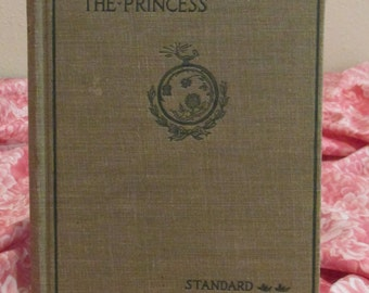 The Princess by Alfred Lord Tennyson (1899)