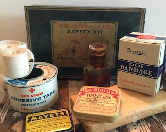 Medical -Doctor Vintage Lot 2