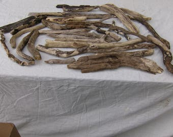 Driftwood Pieces, Natural, Craft, Decoration, Rustic, Wood