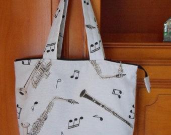 BAG for musician or singer