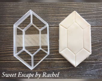 Rupee Inspired Cookie Cutter