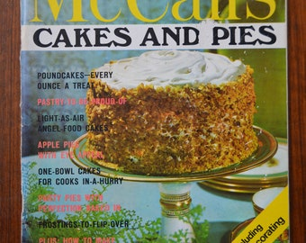 McCalls Cakes and Pies No 5
