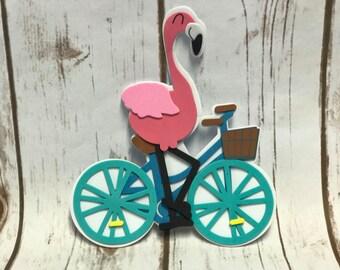 Foam Flamingo Craft Kit, Party Activity, Children's Crafts