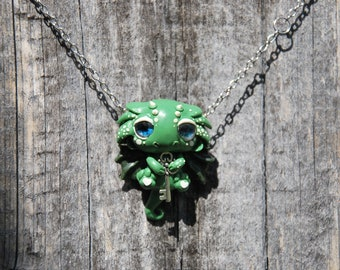 kawaii pendant cute anime gifts dragon lovers Japanese anime dragon jewelry girl pendant blue jewelry anime jewelry dragon kawaii gift