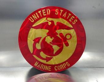 United States Marine Corp Medallion