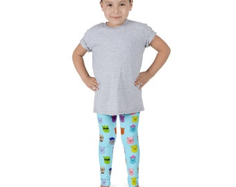 Llama Leggings for Little Girls - Save the Drama for your Llama