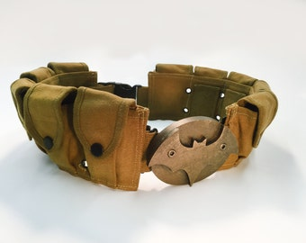 Old-School Batman Utility Belt