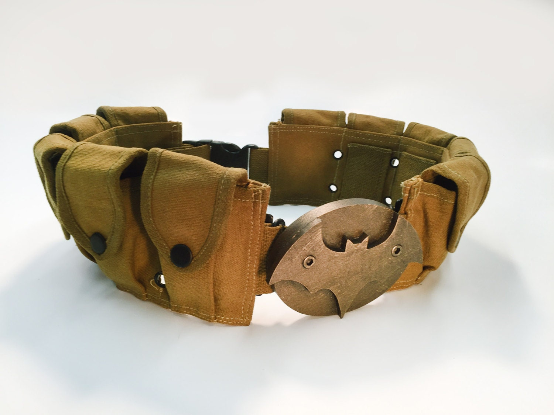 how to make a real batman utility belt
