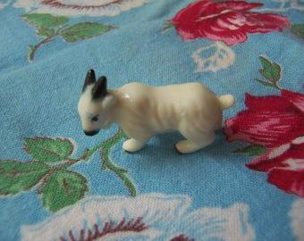wee tiny billy goat figurine