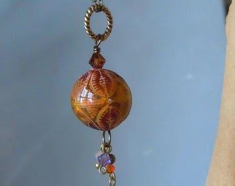 Mood Bead Pendant Necklace