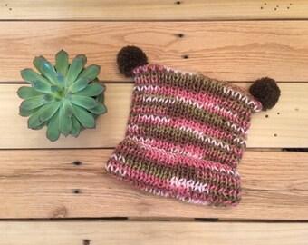 Little Ears Baby Hat.