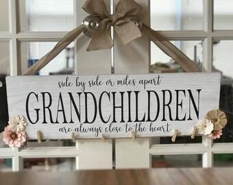 Granchildren are always near the heart