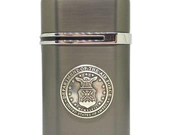 Air Force Desktop Lighter – Metallic