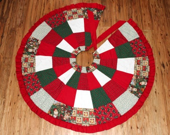 Christmas Tree Skirt 003