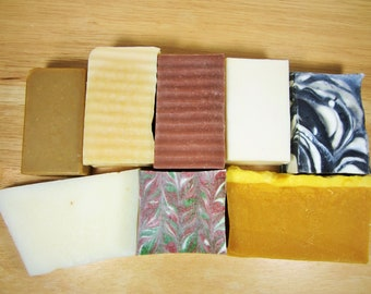 SALE! Mix and Match any 3 full size soaps for just 11 dollars