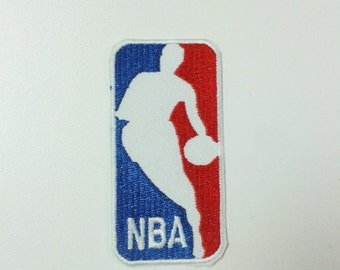 NBA Iron on Patch