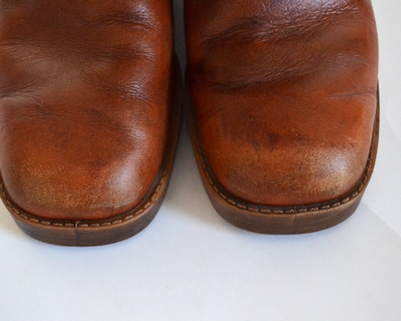 Western Boot Boot Boot Boot Boot 85 Campus 8 Style Boho Cowboy Brown Boot Frye Women Boot Tan Size Boot Boot UqBf7HBw