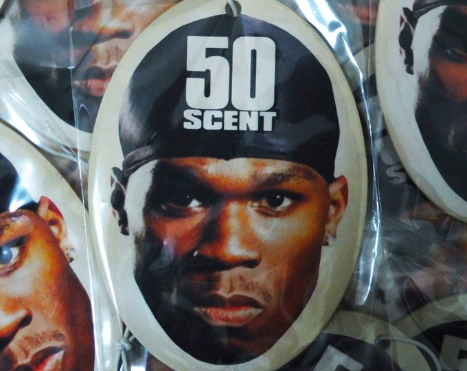 50 SCENT Air Freshener Coffee scented