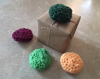 Scrubbing pad Green