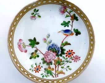 Vintage Chinese Pin Dish-Candy Dish