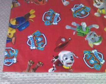 Paw Patrol blanket  ready to ship!