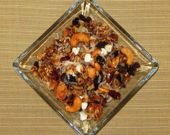 Asian Flair Granola