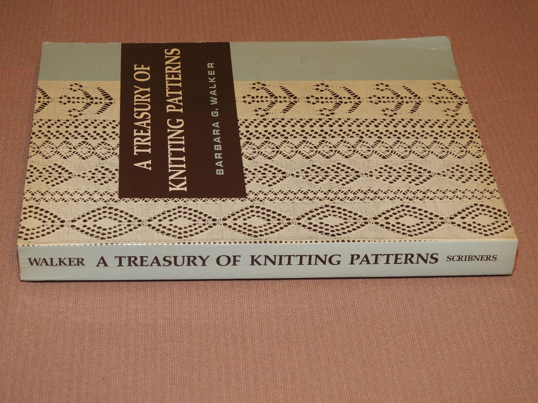 Enchanting A Treasury Of Knitting Patterns Gallery - Blanket ...