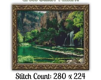 Nature's Finest Cross Stitch Pattern No.19 Cross Stitch Designs