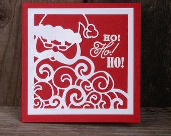 Greetings from Santa Card Set -includes Free Shipping