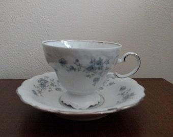 Johann Haviland Teacup and Saucer