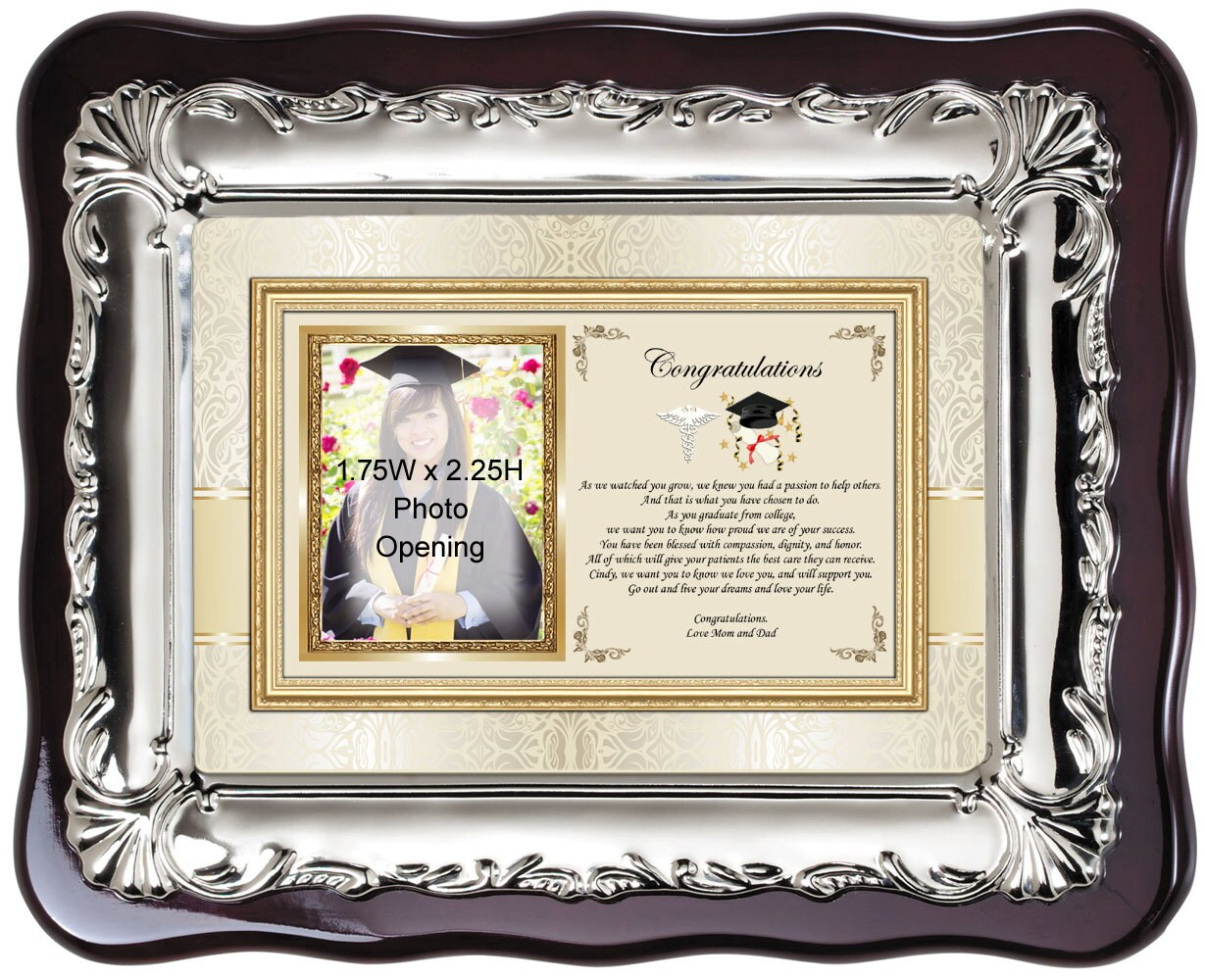 Medical School Graduation Bilderrahmen. College Graduate