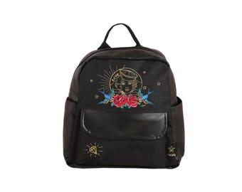 Sale- Toddler backpack, preschool bag ,Kids Travel bag, Birthday gift bag, Mini Bag ,  Book bag