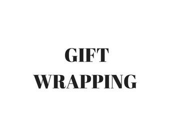 Gift Wrapping-Birthday-Holiday-Christmas-Gifting