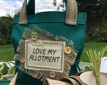 Allotment Lovers Gifts Bag