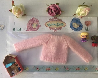 Jersey for Blythe//Blythe Clothing//clothes for Blythe