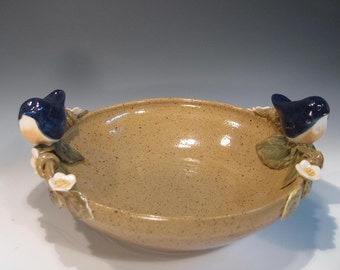 Pottery Bowl, Ben and Barb